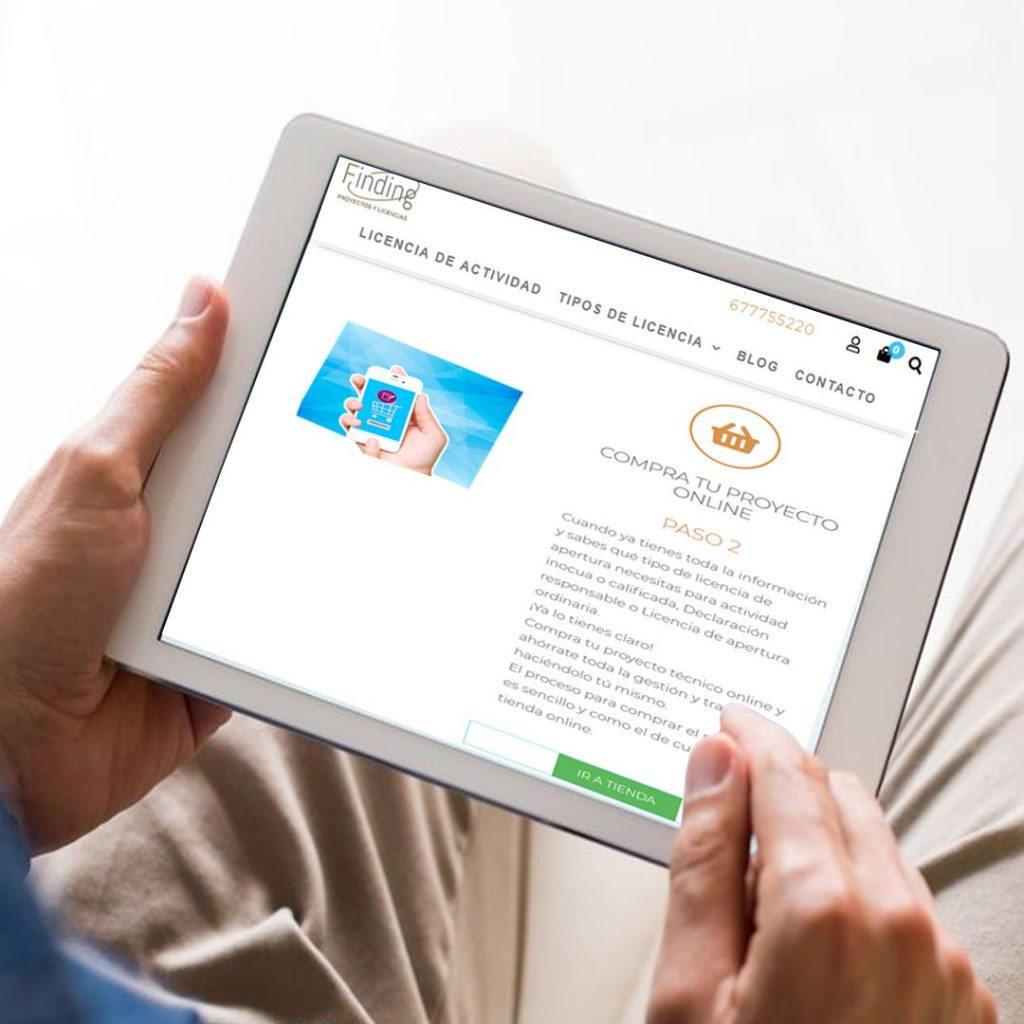 Comprar proyecto técnico online