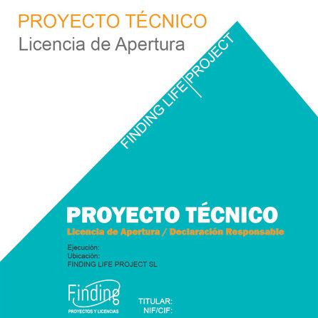 Proyecto Técnico Declaración Responsable